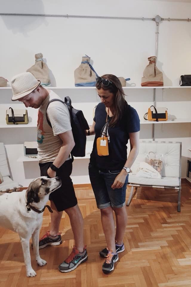 Beautiful couple from the Netherlands, Lucian & Mihaela, just got their new ippolito pieces ;) Thank you guys, you sure put a smile in our faces today!