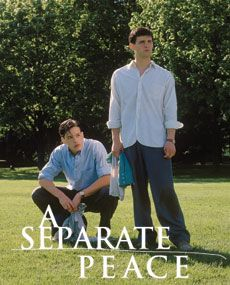 a character analysis of finny in a separate peace by john knowles Everything you ever wanted to know about phineas in a separate peace, written  by masters of this stuff just for you  by john knowles  character analysis.