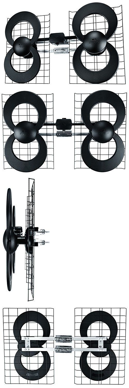 Antennas and Dishes: Antennas Direct Clearstream Antenna, 70 Mile Range 4 Indoor Outdoor Hdtv Antenna BUY IT NOW ONLY: $106.97