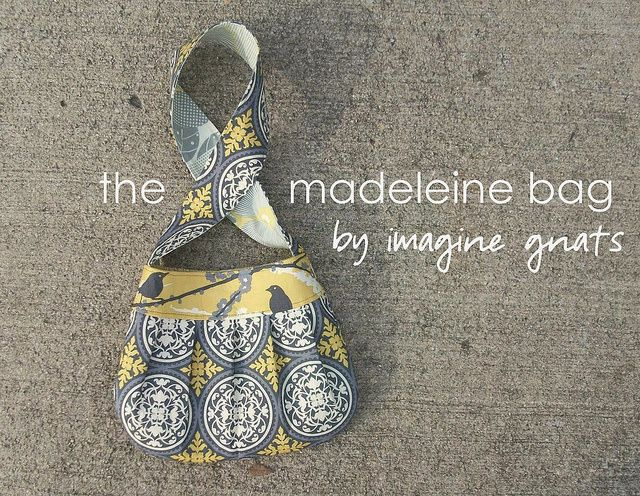 Tuto // the madeleine bag