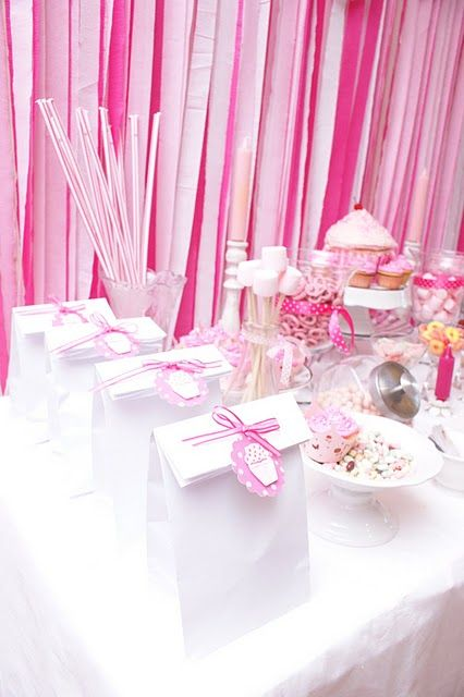 Colors could be boy or girl, or for a baby shower!