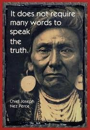 American Indian: Nose Piercing, Books Jackets, Quotes, Native American Indian, Nativeamerican, Chiefs Joseph, Truths, Dust Covers, Chiefjoseph