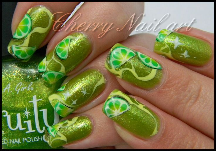 Las mejores Más de 50 imágenes de My Nails de Rachel Griffin en ...