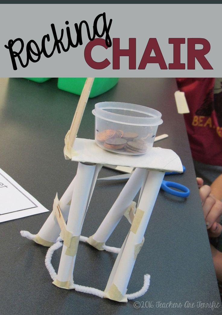 Build A Rocking Chair Team Building