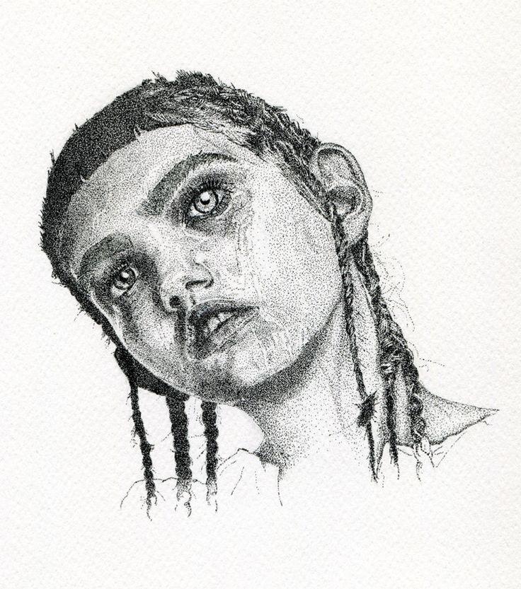 2537 dots of Molly Bair by vitrysavy