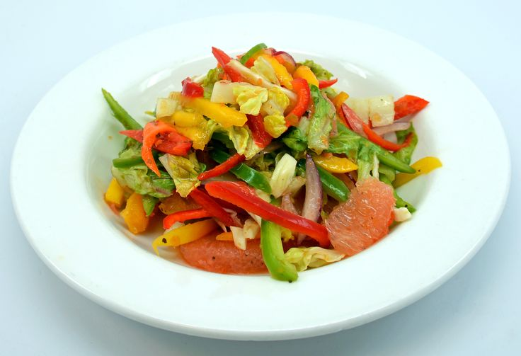 Citrus Fennel Mango Salad | Make Ahead Meals For Busy Moms