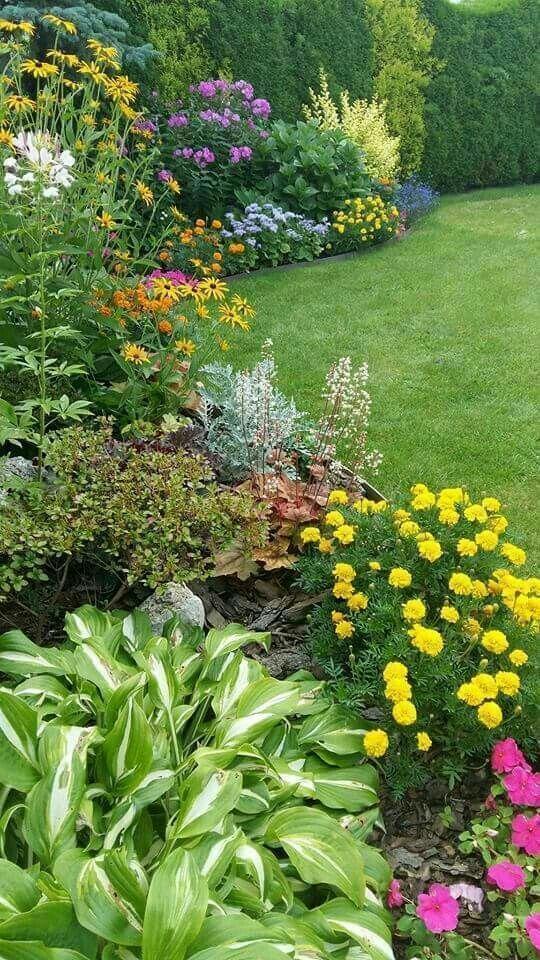 Gartengestaltung, frische Gartenarbeit, Gartenideen, Landschaftsg …   – Garten