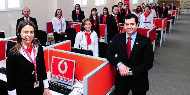 Vodafone Türkiye'de yeni bir karar! Vodafone bundan sonraki süreçtekurumsal ilişkiler ve medya ili...