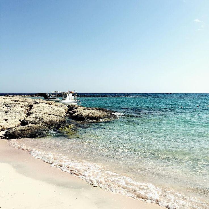 Elafonissi a Dreamscape. #igerscrete #igersgreece #igerscreta #cretanlandscape #creta #ig_greece #ig_crete #elafonissi #elafonissibeach #travelgram #ig_seascape #ig_beaches #traveldiaries #dreamscape #fb #instatravel #instabeaches