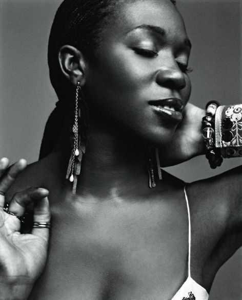India Arie-love this girl!