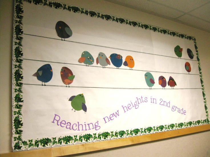Classroom Decor Birds : Best classroom theme birds in the garden images on