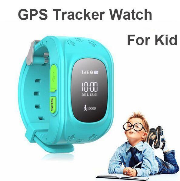 GPS Tracker Smart Watch For Kids