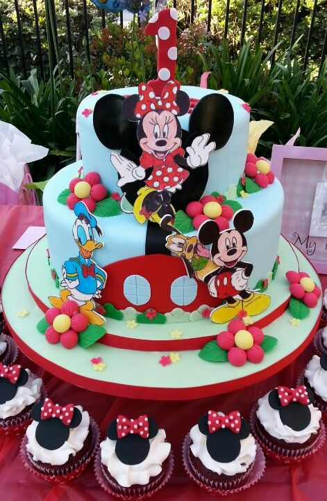 Google Images Minnie Mouse Cakes