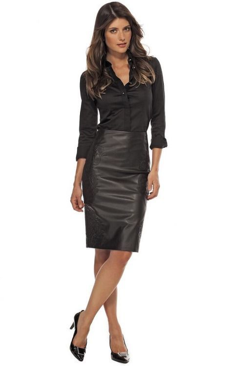 Image Result For Dress With Pencil Skirt