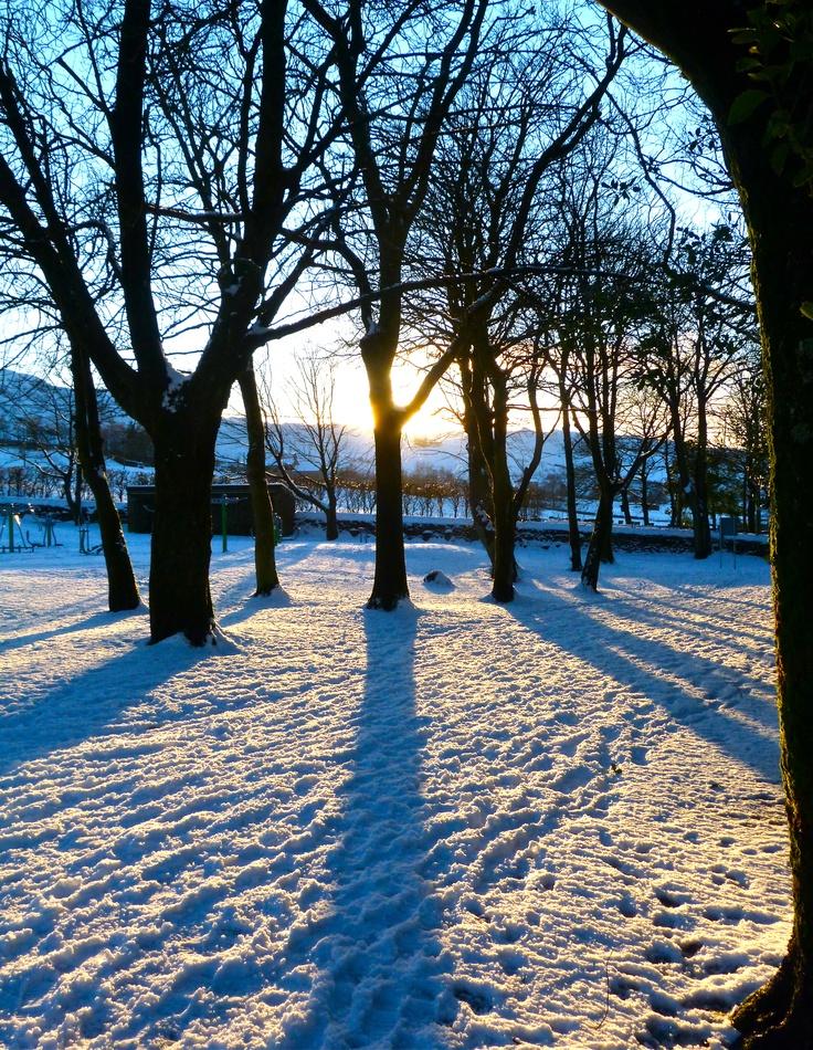Stubbylee Park Bacup, Rossendale