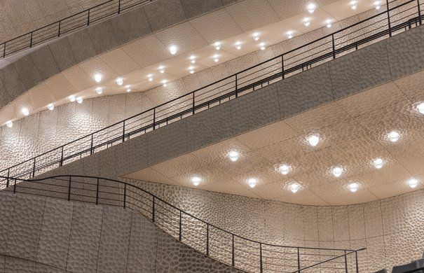Grosser Saal C Iwan Baan Kleiner Saal Haus Architektur