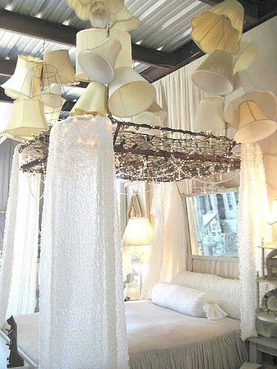 Crib Bed Springs Repurposed