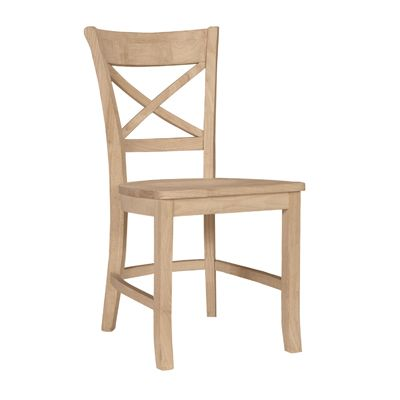 Charlotte Side Chairs - Wood You Furniture