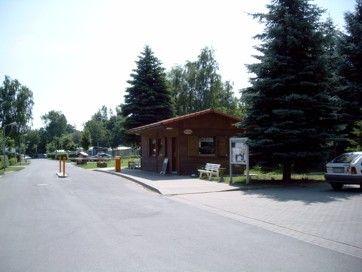 Deutscher Camping Club LV Berlin e. V. - Campingplatz Berlin-Gatow Plads reserveret 9-16 juli