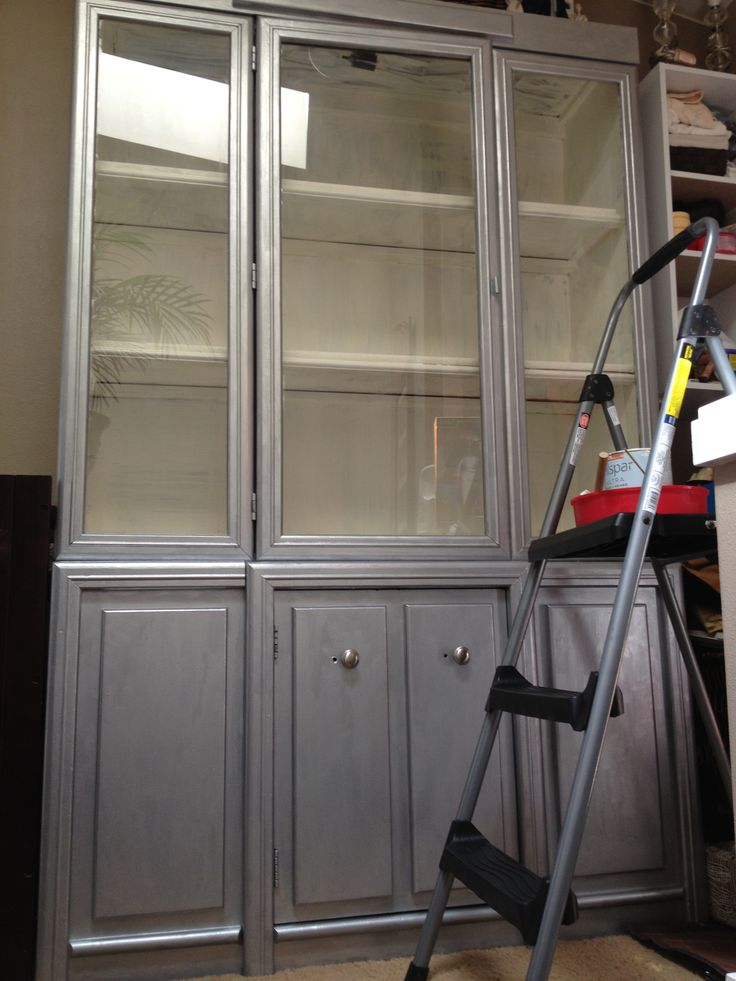 22 best China cabinet images on Pinterest   Painted furniture ...