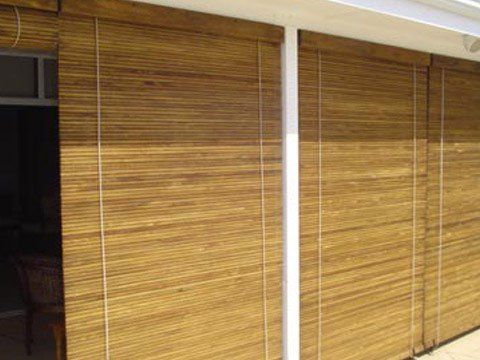 Outdoor Storm Blinds