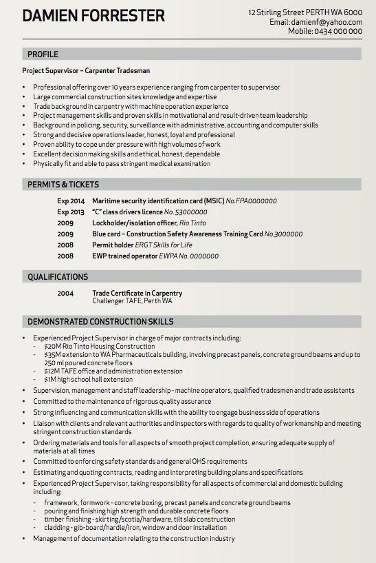 Lifeguard Resume Sample Sample Resume Download Blog How To Get