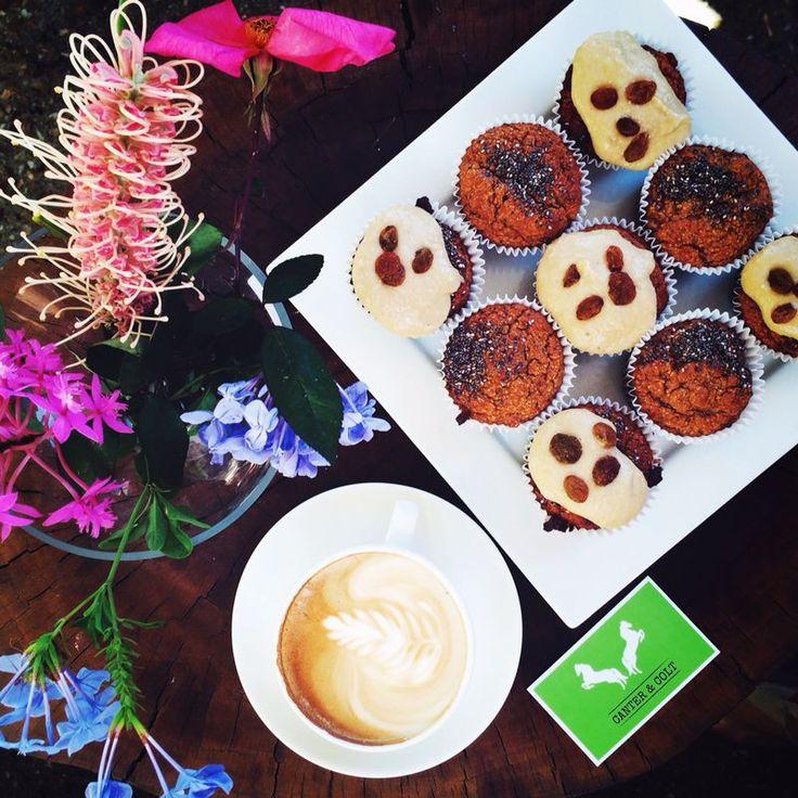 Fresh gluten free organic muffins prepared in house every day!