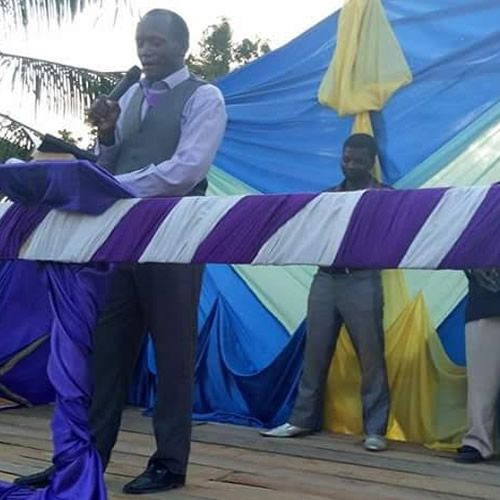 A Sermon Pastor Mathews Jahonga From Kenya