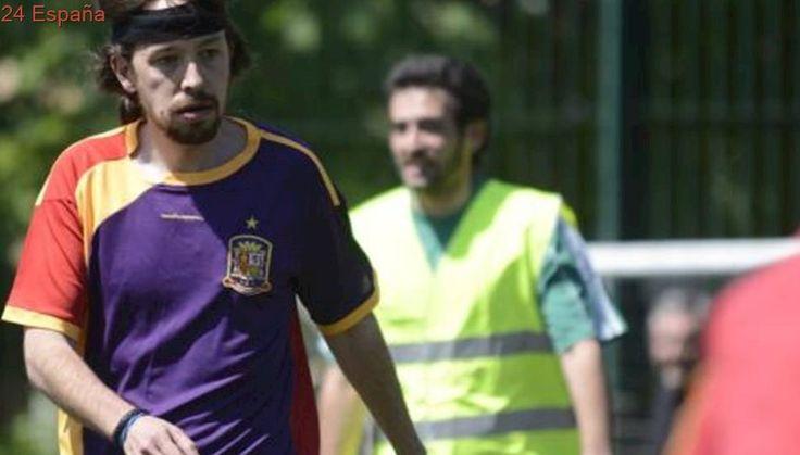Pablo Iglesias alaba la nueva camiseta de la selección española