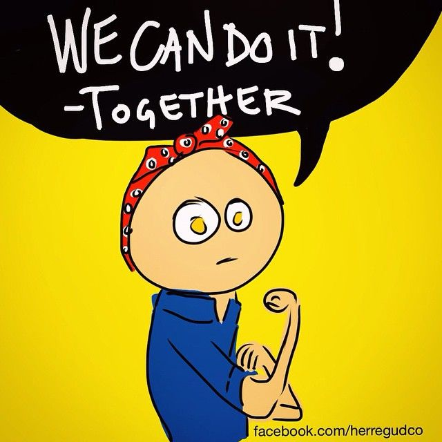 """#wecandoit #together #womensday #tillsammans #internationellakvinnodagen #internationalwomensday #jämställdhet #equality #jämlikhet #herregudco #linköping…"""