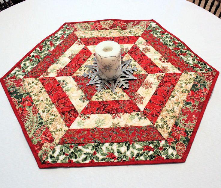 Hexagon Table Runner — Crafthubs