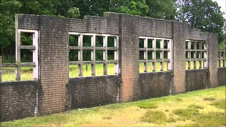 Westerbork Transit Camp, The Netherlands HD