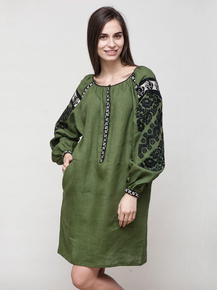 Жіноче плаття MD6 – купити ручну роботу по найкращій ціні від ЕтноДім