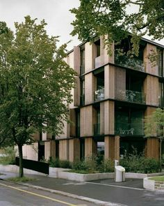 Escherpark project by E2A, Zurich