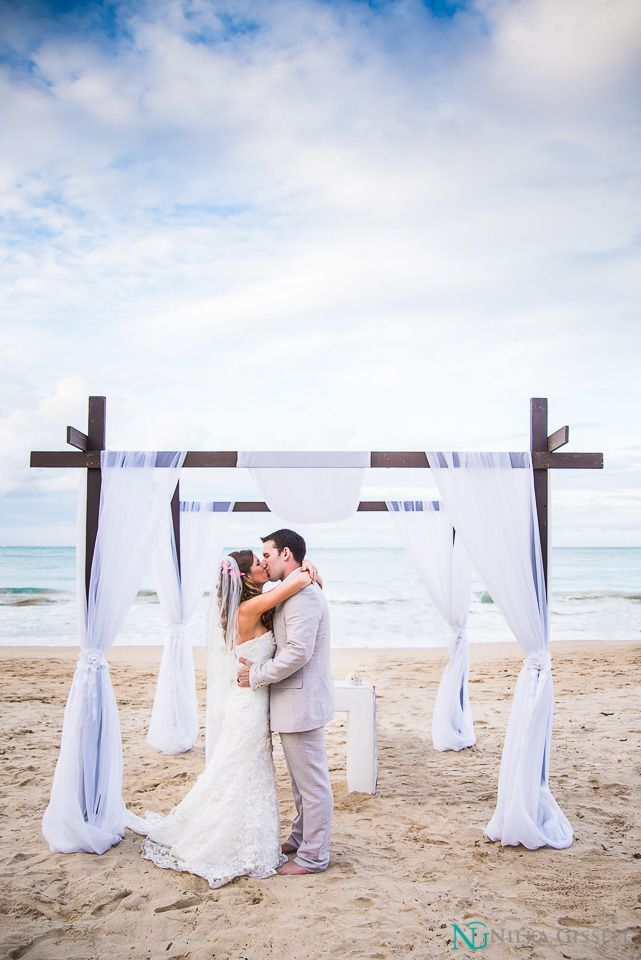 San Juan Water Beach Club Hotel Intimate Destination Wedding