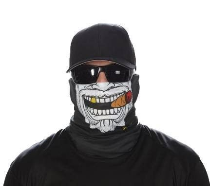 Motorcycle Face Mask - Gangster