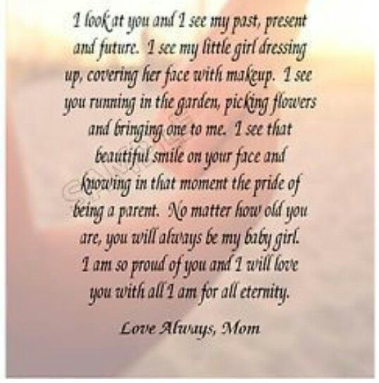Beautiful Mom Birthday Quotes: ♥ My Daughter, My Greatest Blessing