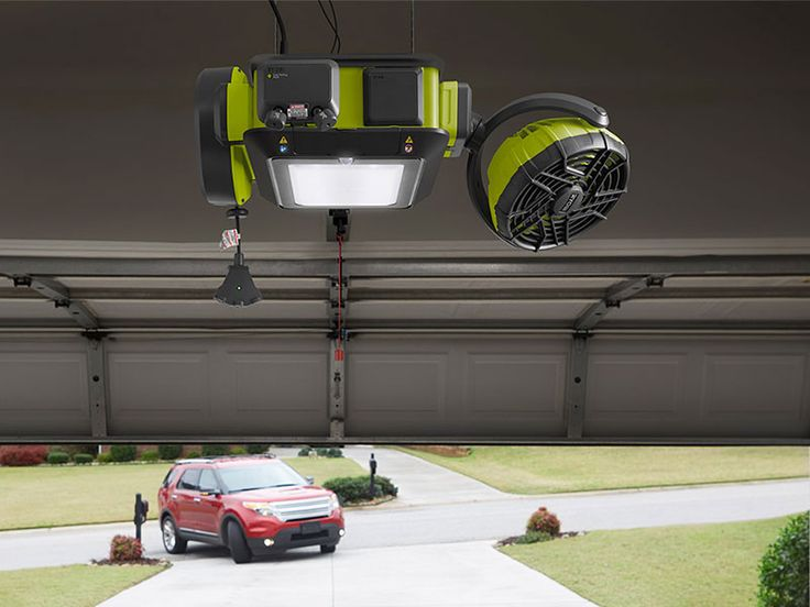 Ultra-Quiet Garage Door Opener - MadeofMillions.com