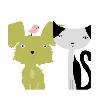 Art.fr - Images d'animaux pour enfants - tableau et encadrement pour amoureux d'art