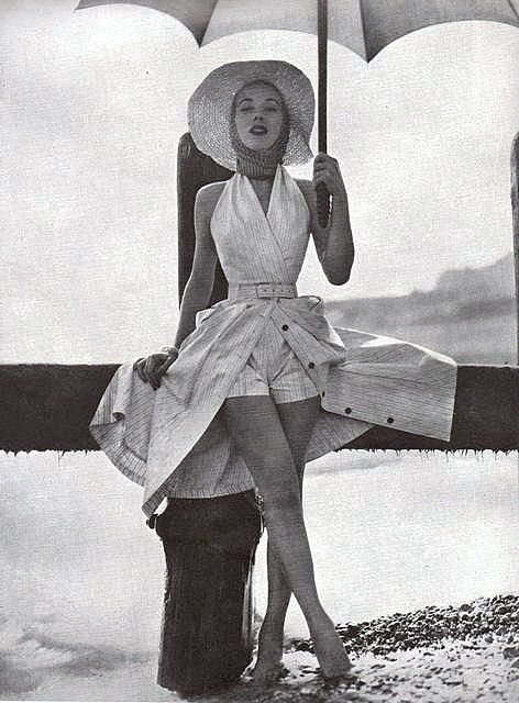 Vogue July 1954 Vernier