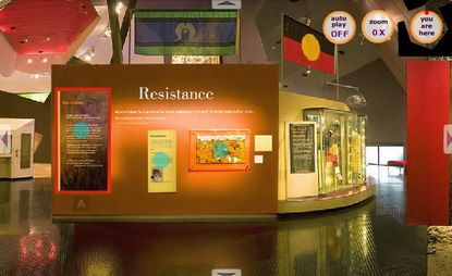An interactive Museum of Australia resource of four stories that demonstrate some of the ways Indigenous people responded to British colonisation