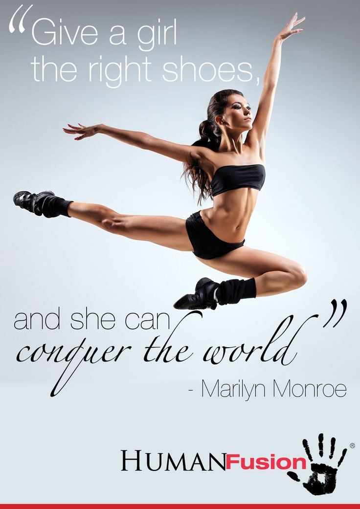 So very true.. give a girl the right shoes and she CAN conquer the world.