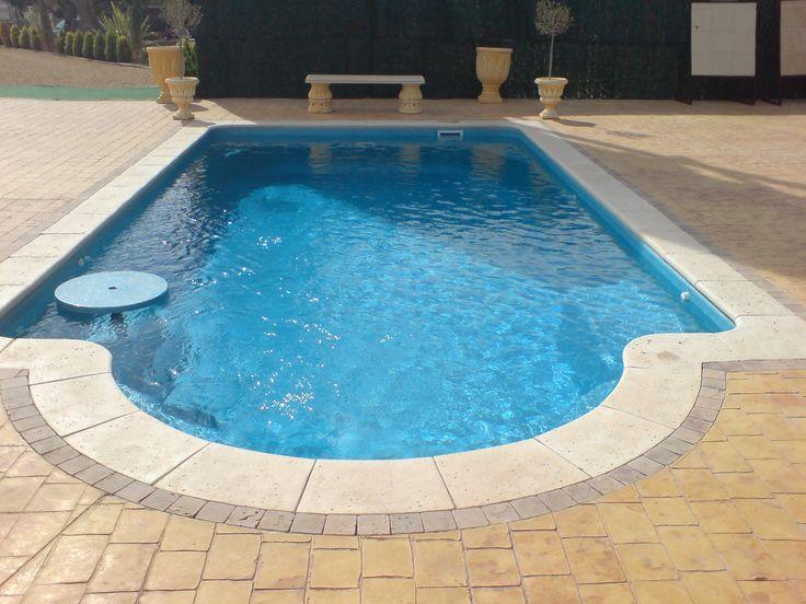 piscinas romanas estas son usadas tanto para exteriores
