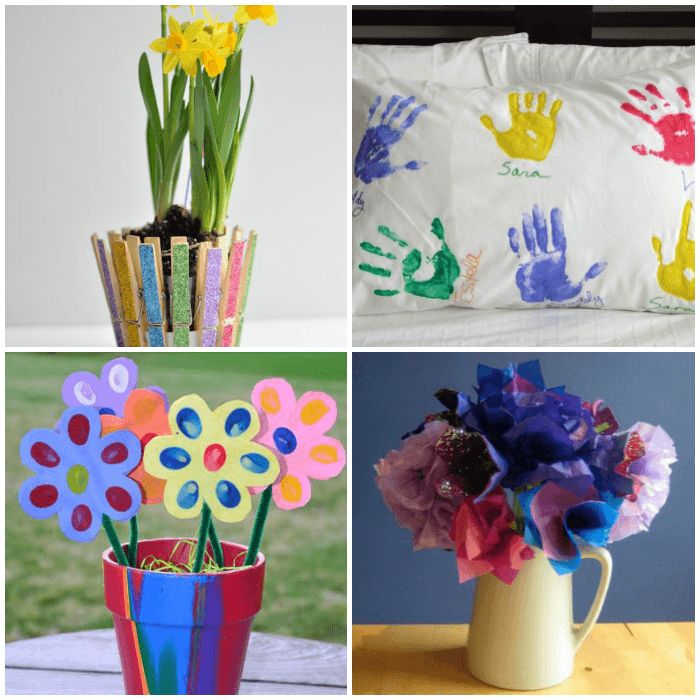 Easy mother 39 s day crafts for preschoolers crafts for Mother s day projects for preschoolers
