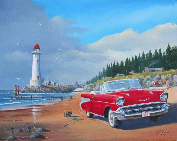 '57 Chevrolet.