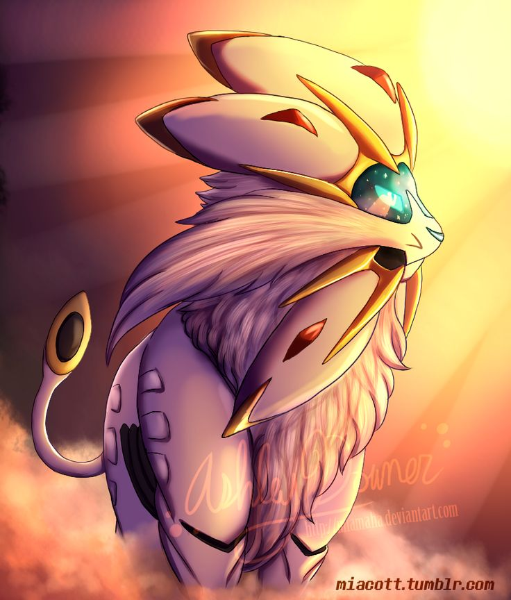 Omg! So i started working on this immediately after watching the trailer for the new Pokemon Sun & Moon! Solgaleo just looks so awesome! I can't wait to play the games!! I've also been watching...