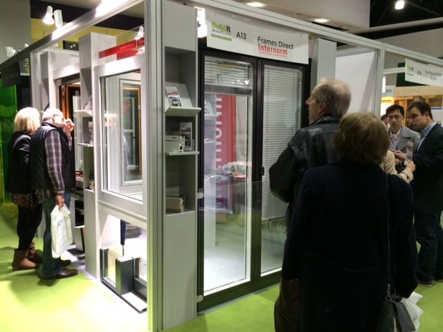 Frames Direct at Build It Live 2014, at Bluewater, Kent