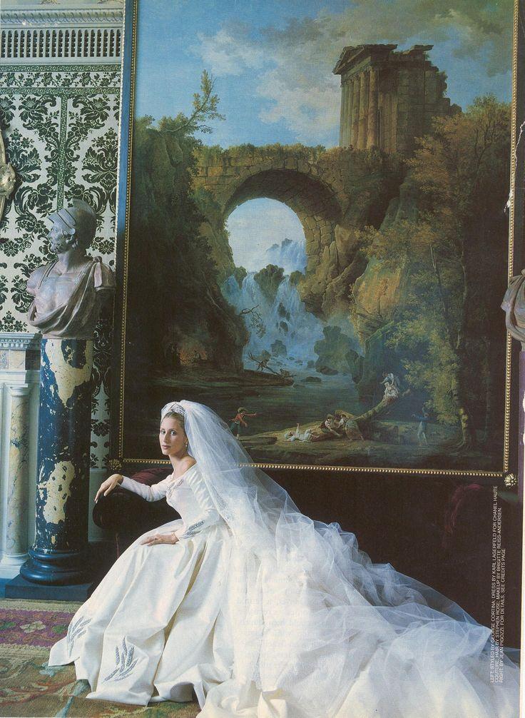 Alexandra von furstenberg in the empress josephine 39 s tiara for Alexandra furstenberg