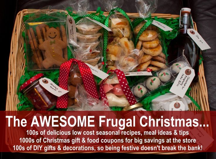The Awesome Frugal Christmas: How To Save Christmas When Times Are Hard