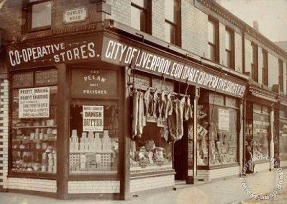 Liverpool, streets, liverpool-l4-county-road-walton-1900
